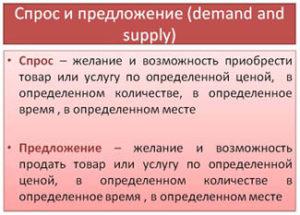 Анализ спроса на продаваемый товар в интернете. Что продавать?