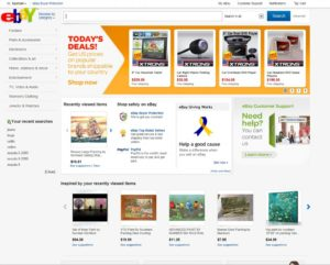 Товары на eBay