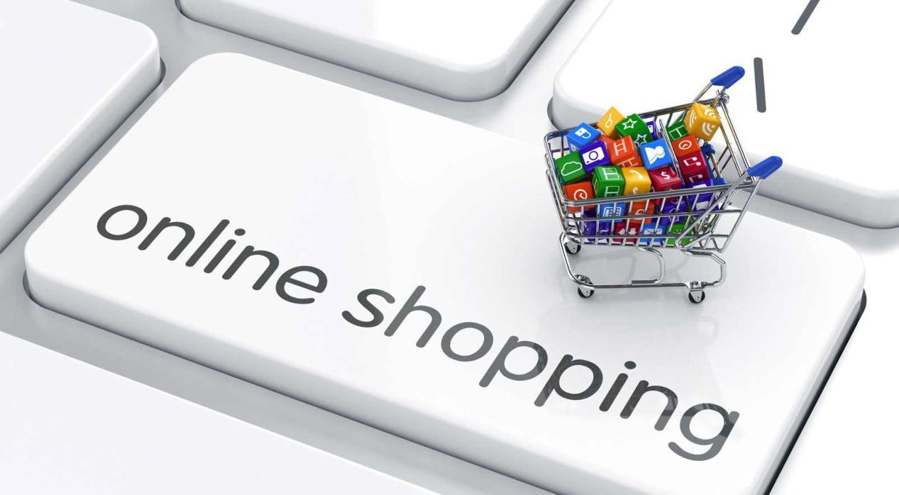 On line shoping