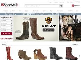 Сайт Shoemall.com