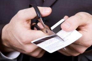 Закрытие кредитной карты PayPal