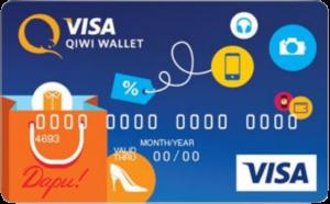 Карта Visa Qiwi
