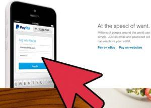 Приложение PayPal
