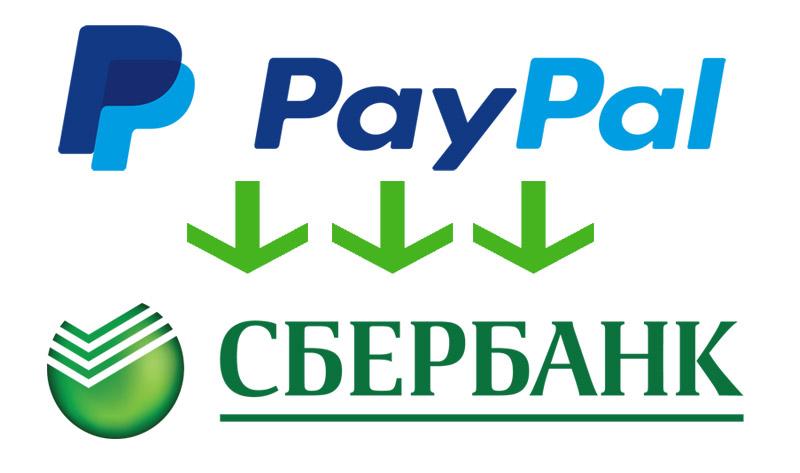 Привязать Сбербанк к PayPal