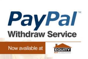 PayPal сервис вывода средств