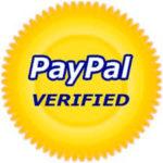 Верифицировано PayPal