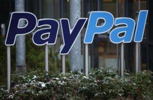 Paypal лого