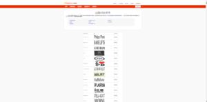 Список брендов