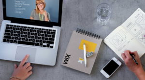 Wix-Working-space