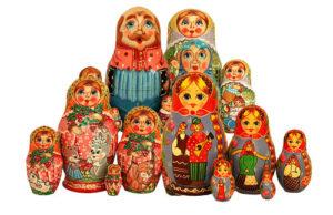Товары из России