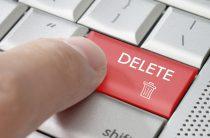 История сообщений на AliExpress: удалить нельзя оставить