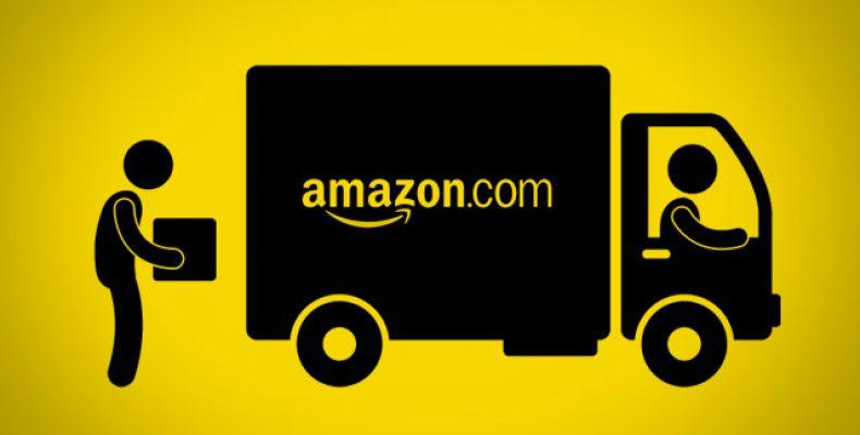 Совершаем покупку на Amazon