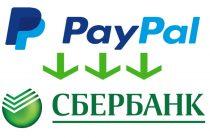 Как работать с PayPal при помощи карты Сбербанка?