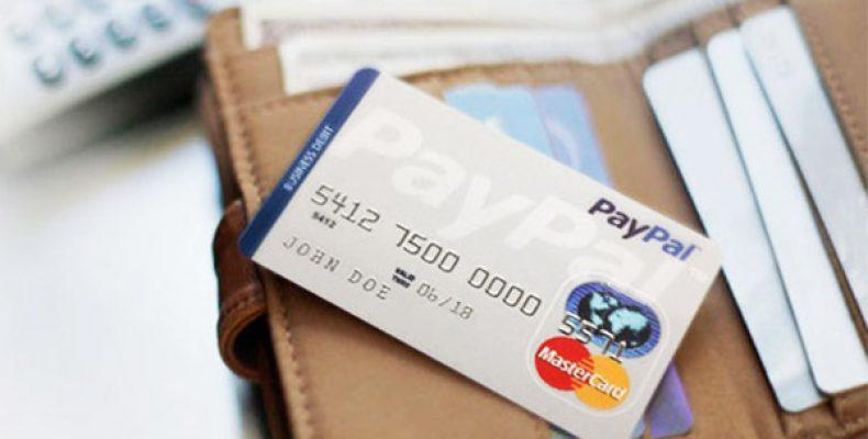 Как положить деньги на счет PayPal, информация для новичков