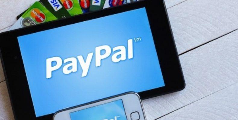 Выбор карты для PayPal