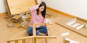 Как написать претензию на возврат денег за некачественную мебель