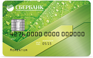 Visa /MasterCard «Momentum»