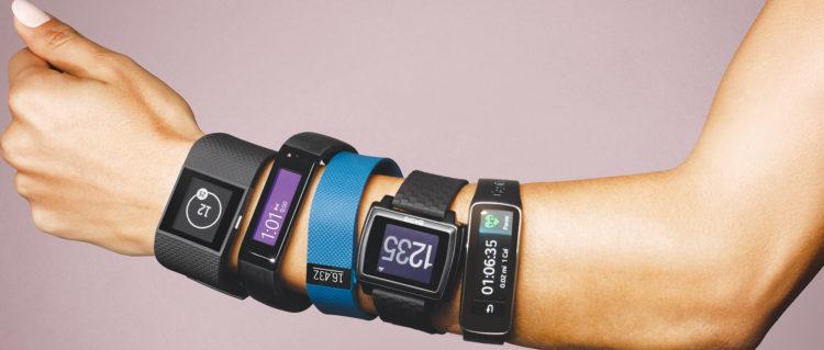 Как подобрать фитнес часы и браслеты?
