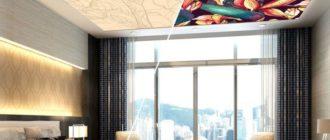 Double Vision потолки – описание и основные достоинства