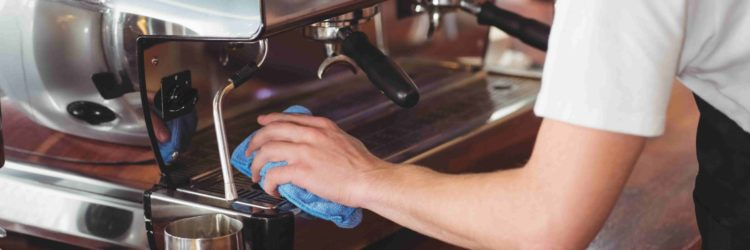 Уход за автоматическими и профессиональными кофемашинами
