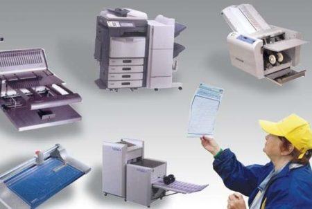 Современный копировальный центр: от простой печати до сложных и масштабных операций